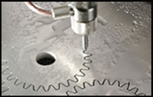 Water jet Cutting Machine about us