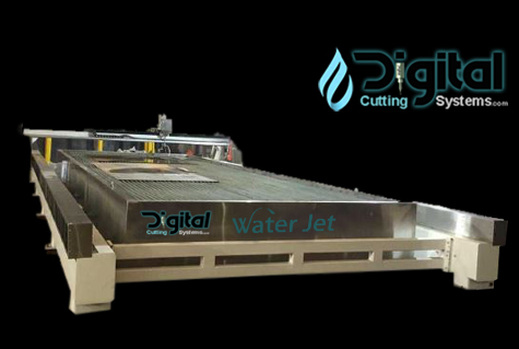 Digital Cutting Systems waterjet machines