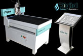 Digital Cutting Machine worlds first waterjet