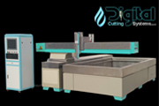 waterjet machines Digital Cutting Plotter